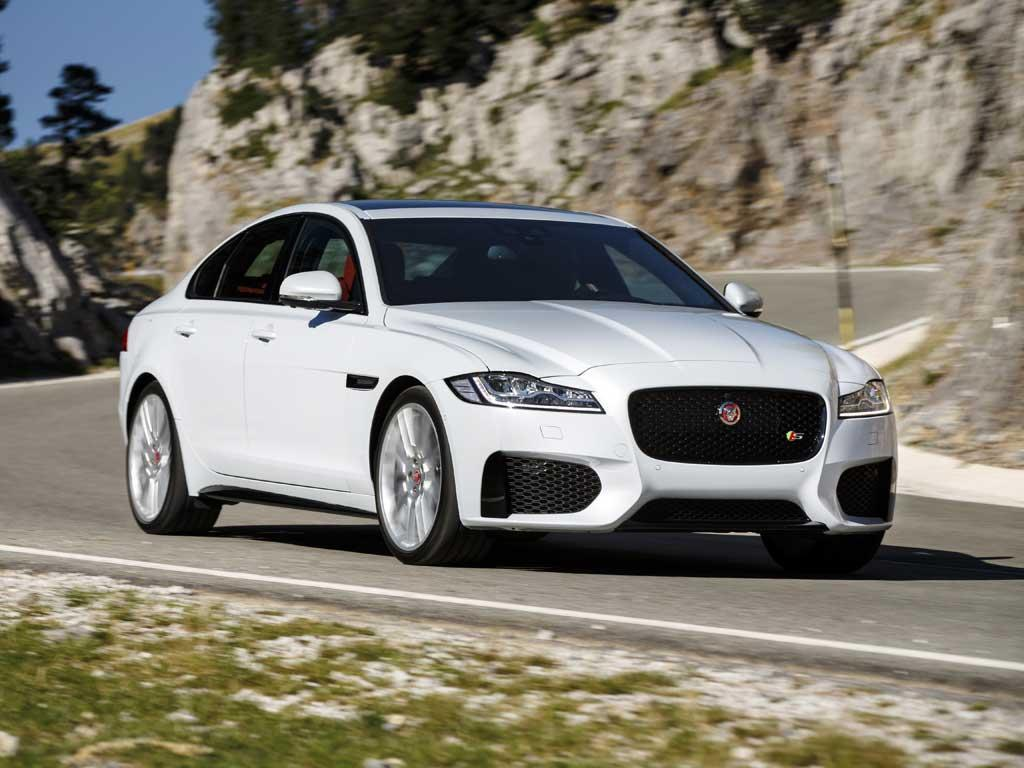 Old XF reinvented Jaguar; no pressure then