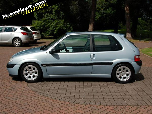 Specifications Citroen Saxo 1.6i VTR - [1997] 0 to 60 mph, Top ...