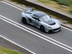 Exige less composed than the GT4 here