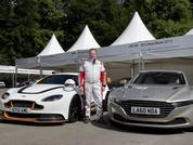 Aston's future - Andy Palmer speaks