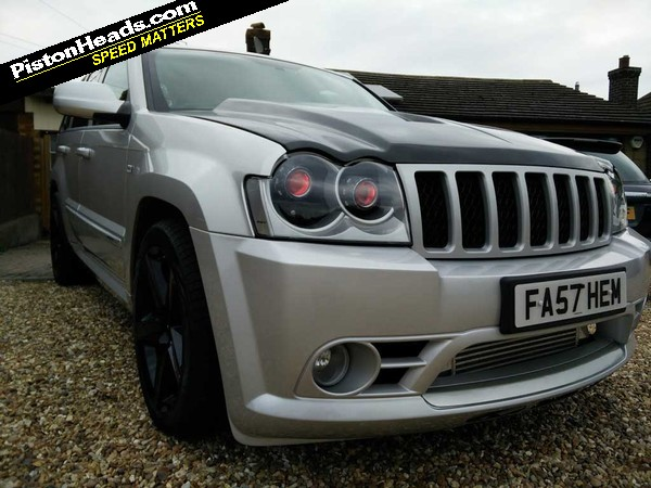 jeep grand cherokee srt8 ph carpool pistonheads. Cars Review. Best American Auto & Cars Review