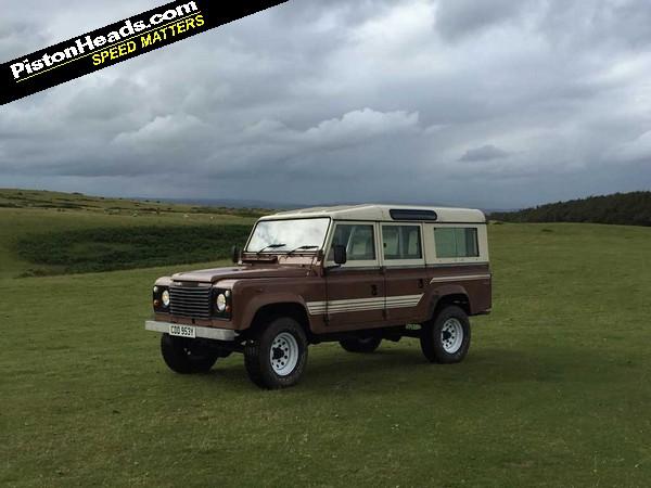 Land Rover 110 County: PH Carpool | PistonHeads