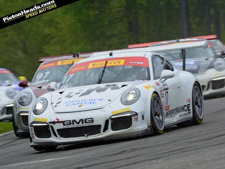 Porsche to reveal Cayman GT4 Clubsport racer in LA