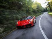 Ferrari 488 Spider: Driven