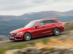 Want a fast wagon? Only Merc caters