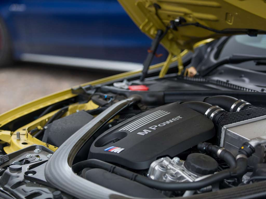 Mercedes-AMG C63 vs  BMW M4 | PistonHeads