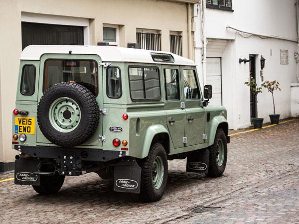 Worksheet. Land Rover Defender 110 Heritage Driven  PistonHeads