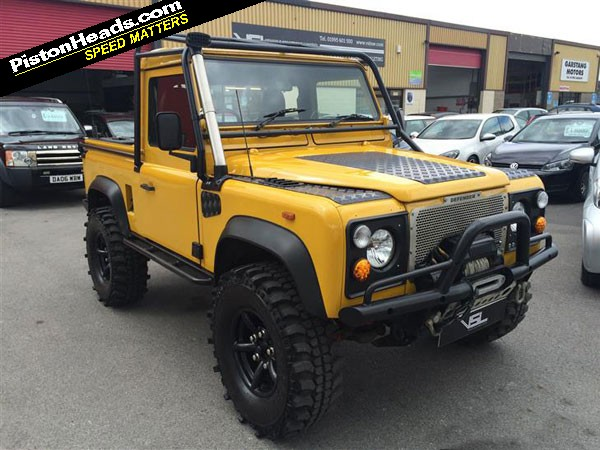 Land Rover Defender Paint Job Cost