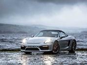 Porsche Boxster Spyder: Driven