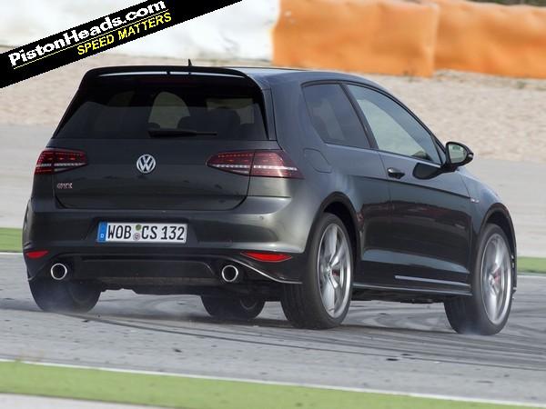Volkswagen Golf Gti Clubsport Driven Pistonheads