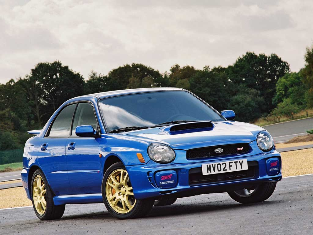 Subaru impreza wrx and sti ph buying guide pistonheads bugeye look didnt win many friends vanachro Gallery