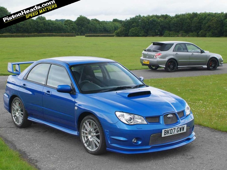 Subaru Impreza WRX and STI: PH Buying Guide | PistonHeads