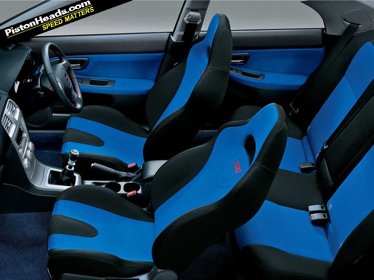 Impreza Wrx And Sti Buying Guide Interior Pistonheads