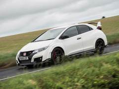 Type R has a rather more extrovert aero package
