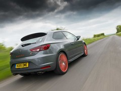 Cupra still has the edge in track hardware
