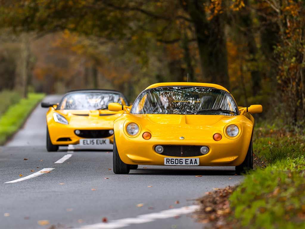 Budget Used Cars >> Lotus Elise 20th Anniversary vs. S1 Elise | PistonHeads