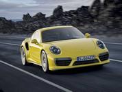 Porsche 911 Turbo updates