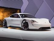 Porsche Mission E confirmed