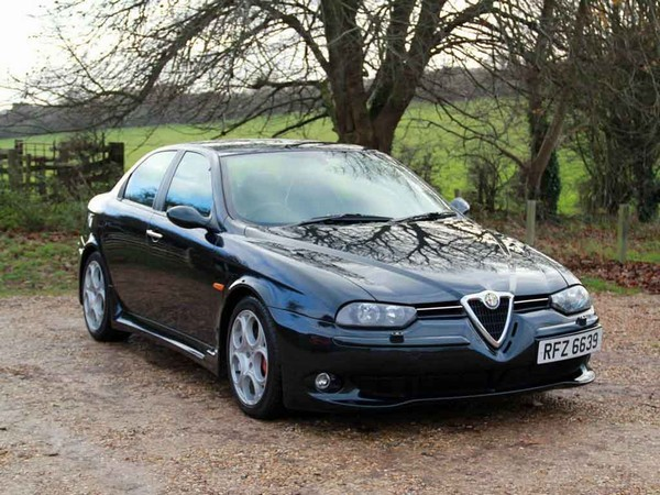 re alfa romeo 156 gta spotted page 1 general gassing pistonheads. Black Bedroom Furniture Sets. Home Design Ideas