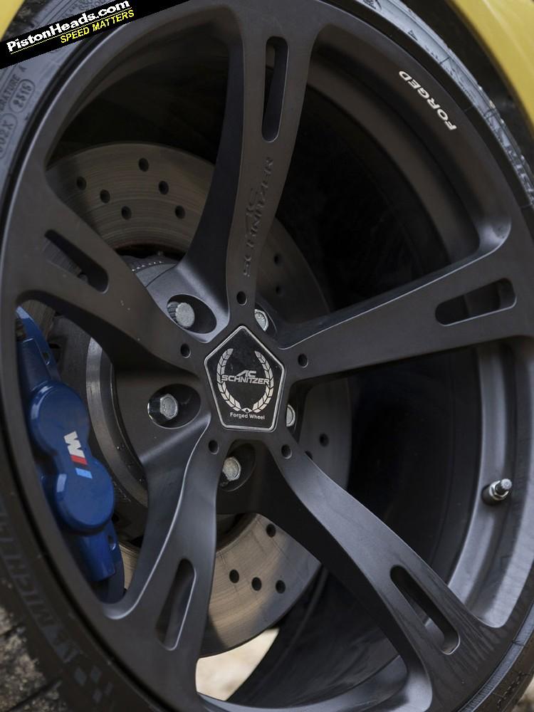Michelin Pilot Sport A S 3 Plus Review >> BMW M4 AC Schnitzer ACS4: Review | PistonHeads