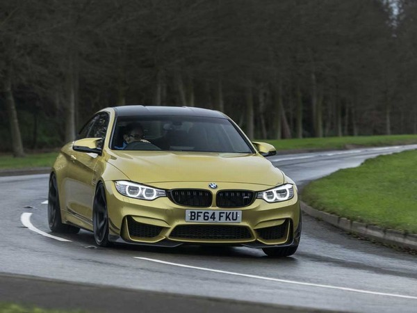 Are 510hp Bigger Wheels And Slammed Ride Height The Making Or Breaking Of BMWs Occasionally Unhinged M4