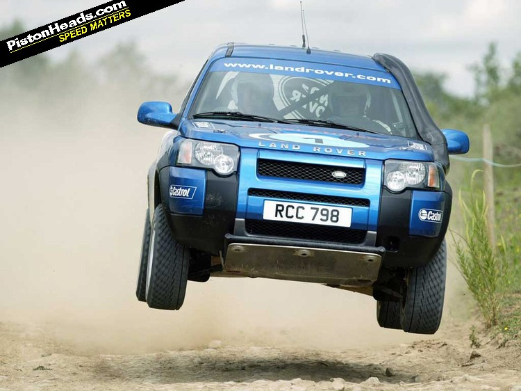 Re Land Rover Freelander I Gains Heritage Status Page 1