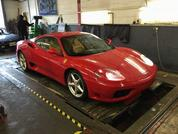 Ferrari 360 Modena: PH Carpool