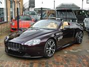 Aston Martin V12 Vantage Roadster: Spotted
