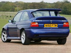 Escort RS used as a benchmark, interestingly