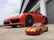 Racing the RC 911: PH Blog