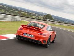 Lava Orange from the GT3 RS a new option