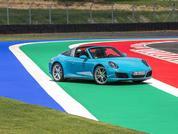 Porsche 911 (991.II) turbo C4, Targa and Cabriolet