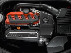 TT RS five-cylinder eminently tuneable