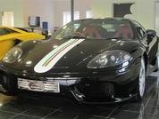 Ferrari 360 Challenge Stradale : Spotted