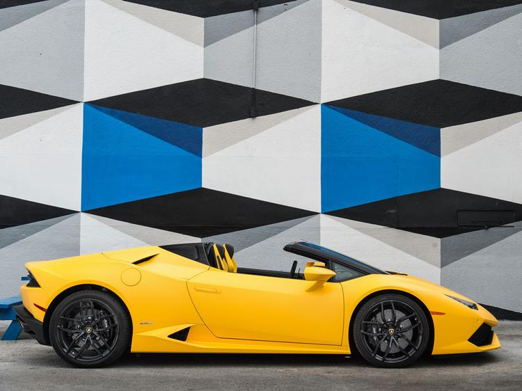 lamborghini huracan spyder lp610 4 driven pistonheads. Black Bedroom Furniture Sets. Home Design Ideas