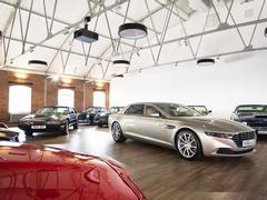 A promising start for the new Lagonda; more to follow