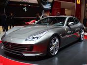 Ferrari GTC4 Lusso for Geneva