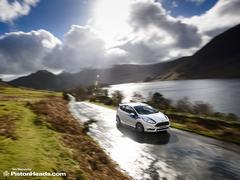 M-Sport's local roads the ideal test route