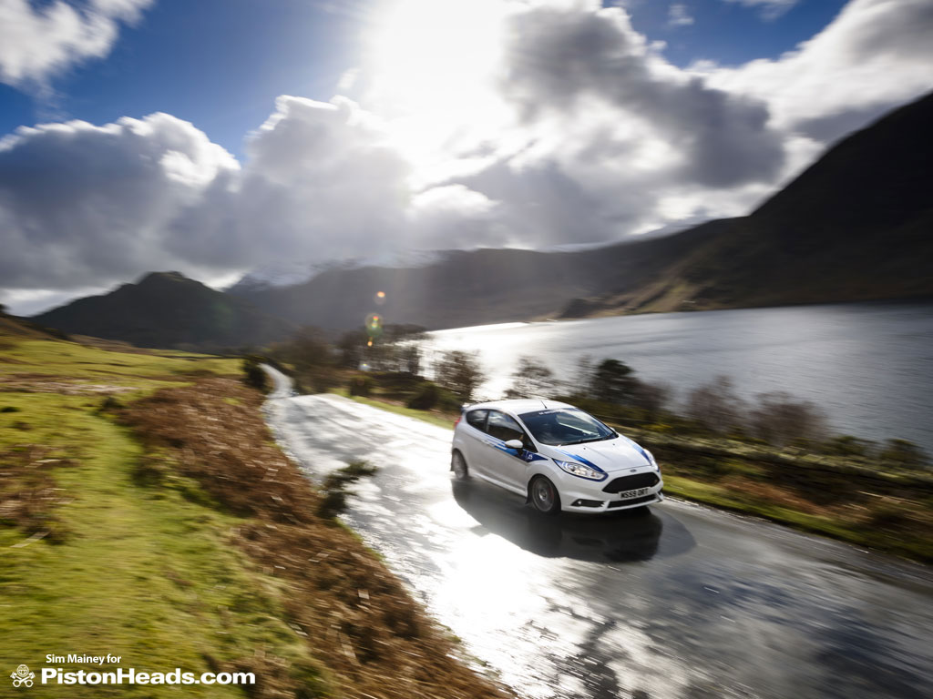 Ford Fiesta M-Sport Edition: Driven | PistonHeads