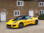 Lotus Evora 410 revealed