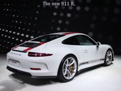 What's a fast 911 without silly stickers?
