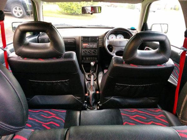 How To Jazz Up A Dull Interior Seats