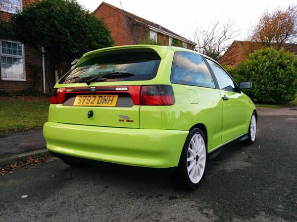 re seat ibiza cupra 16v spotted page 1 general gassing pistonheads. Black Bedroom Furniture Sets. Home Design Ideas