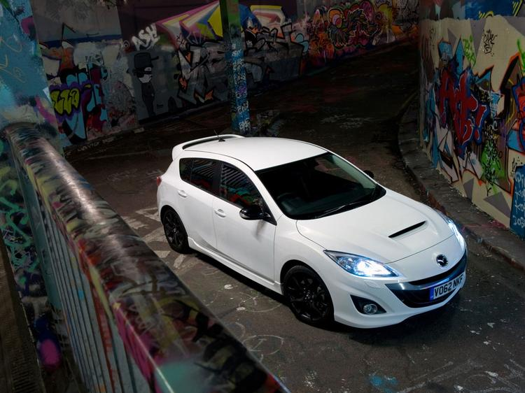 Mazda 3 mps modified