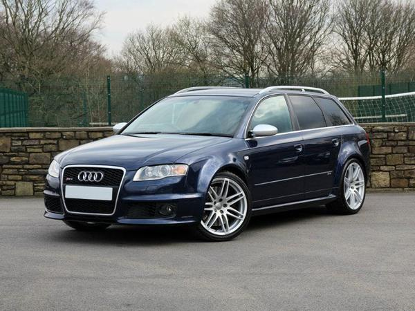 audi rs4 b7 avant spotted pistonheads. Black Bedroom Furniture Sets. Home Design Ideas