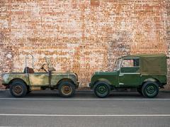 If Land Rover did 10 Years Younger...