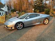 Ferrari 360 Manual: Spotted