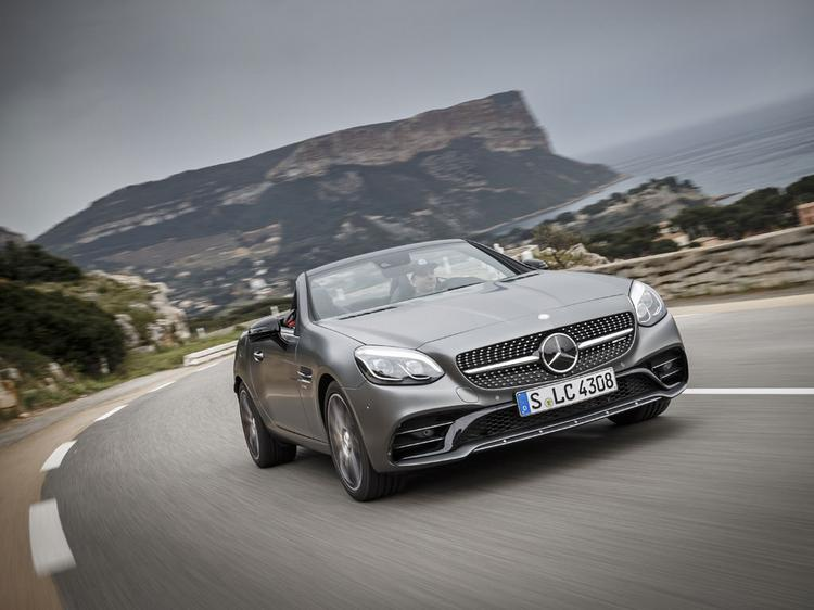Re mercedes amg slc43 review page 1 general gassing for Mercedes benz of arrowhead reviews
