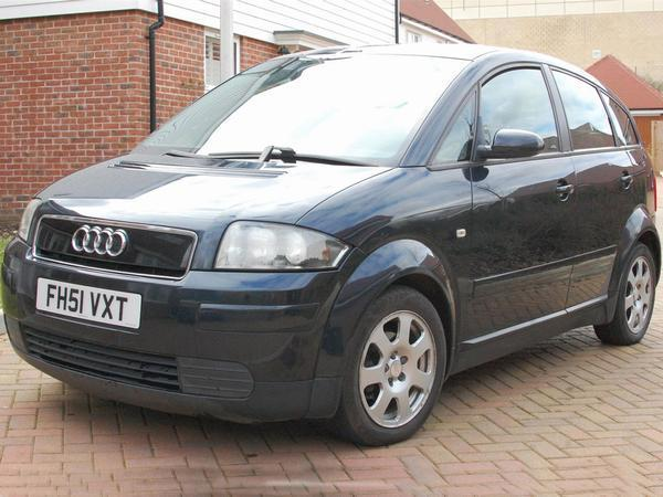 shed of the week audi a2 pistonheads. Black Bedroom Furniture Sets. Home Design Ideas
