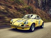 Porsche restores 911 S/T for Techno Classica
